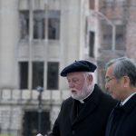 ポール・リチャード・ギャラガー大司教、広島訪問